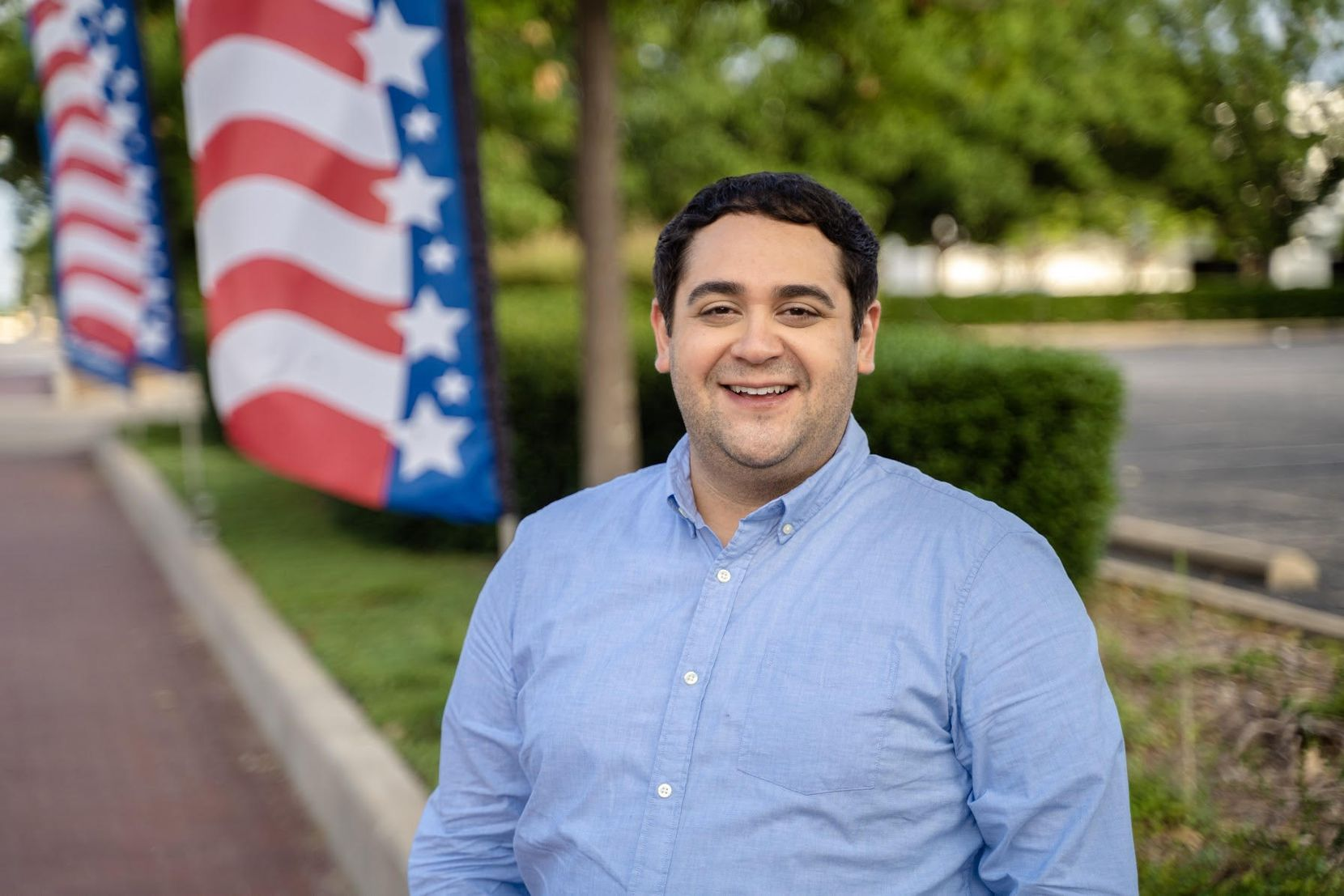 Lorenzo Sanchez is running in the Democratic primary for Texas House District 67.