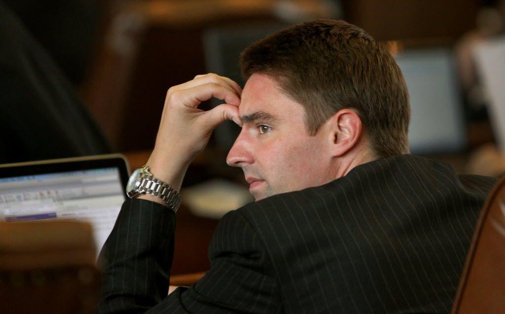 Rep. Jeff Leach, R-Plano
