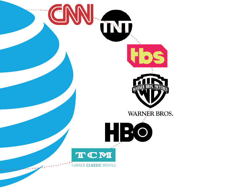 HBO is only one of several entertainment channels now owned by AT&T and its newly named WarnerMedia.