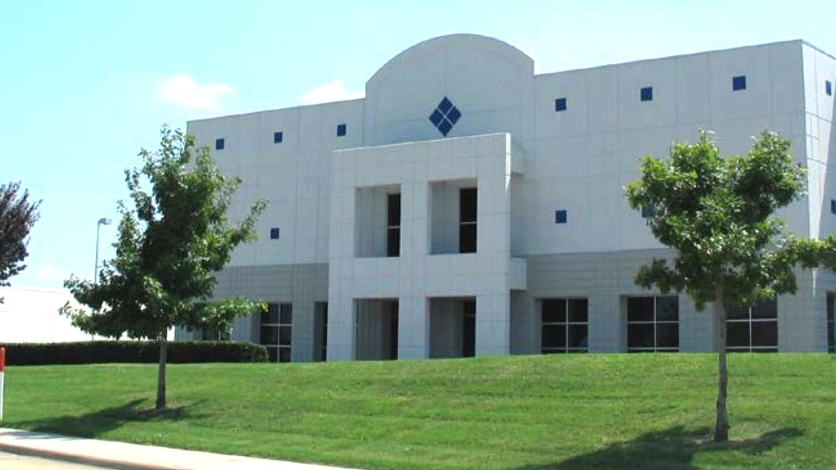 The Summit Technology Center is east of U.S. 75.