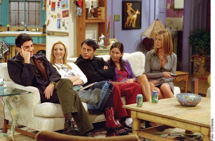"""La serie, que se transmitió de 1994 al 2004, tuvo una popular reposición en Netflix hasta que HBO Max ofreció más y pasó a ser la nueva casa de streaming de """"Friends"""""""