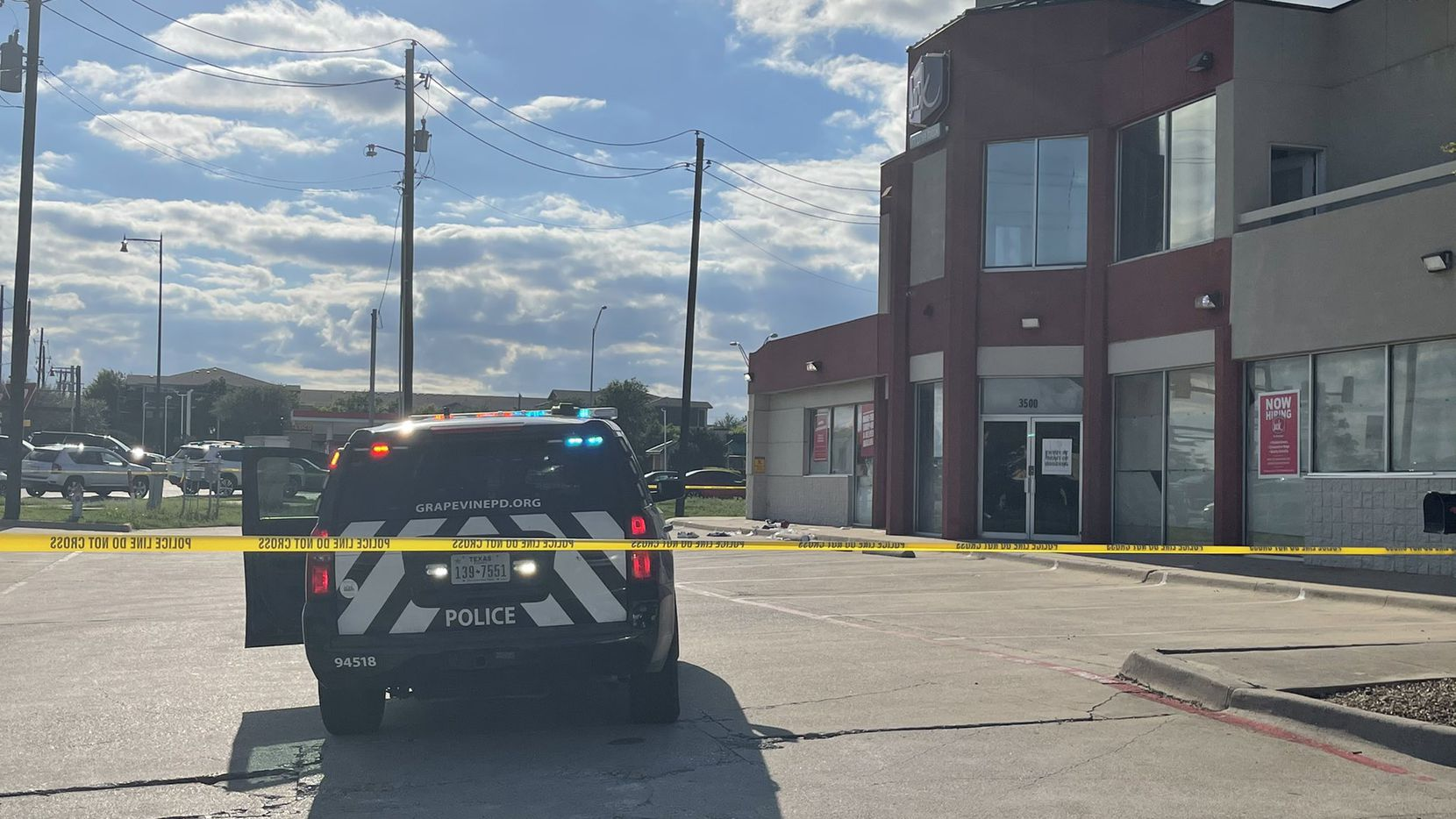 Police said everyone involved in Tuesday's shooting had been located.