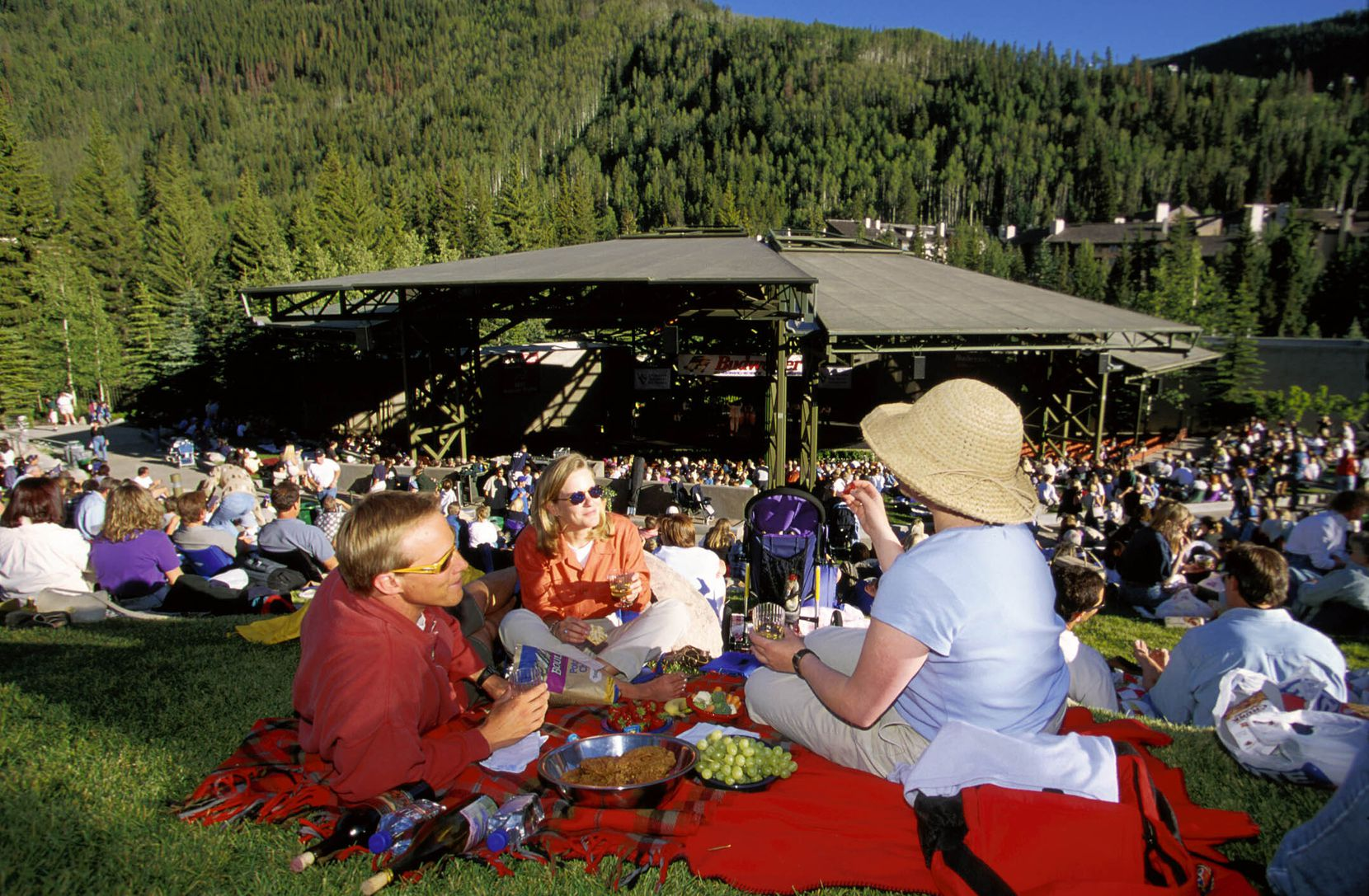 Vail, Colo., will bring back the Bravo! Vail Music Festival this year.