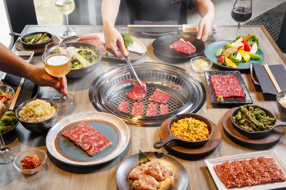 Manpuku Japanese Yakiniku Grill is a grilled-meat restaurant opening on Greenville Avenue in Dallas in summer 2021.