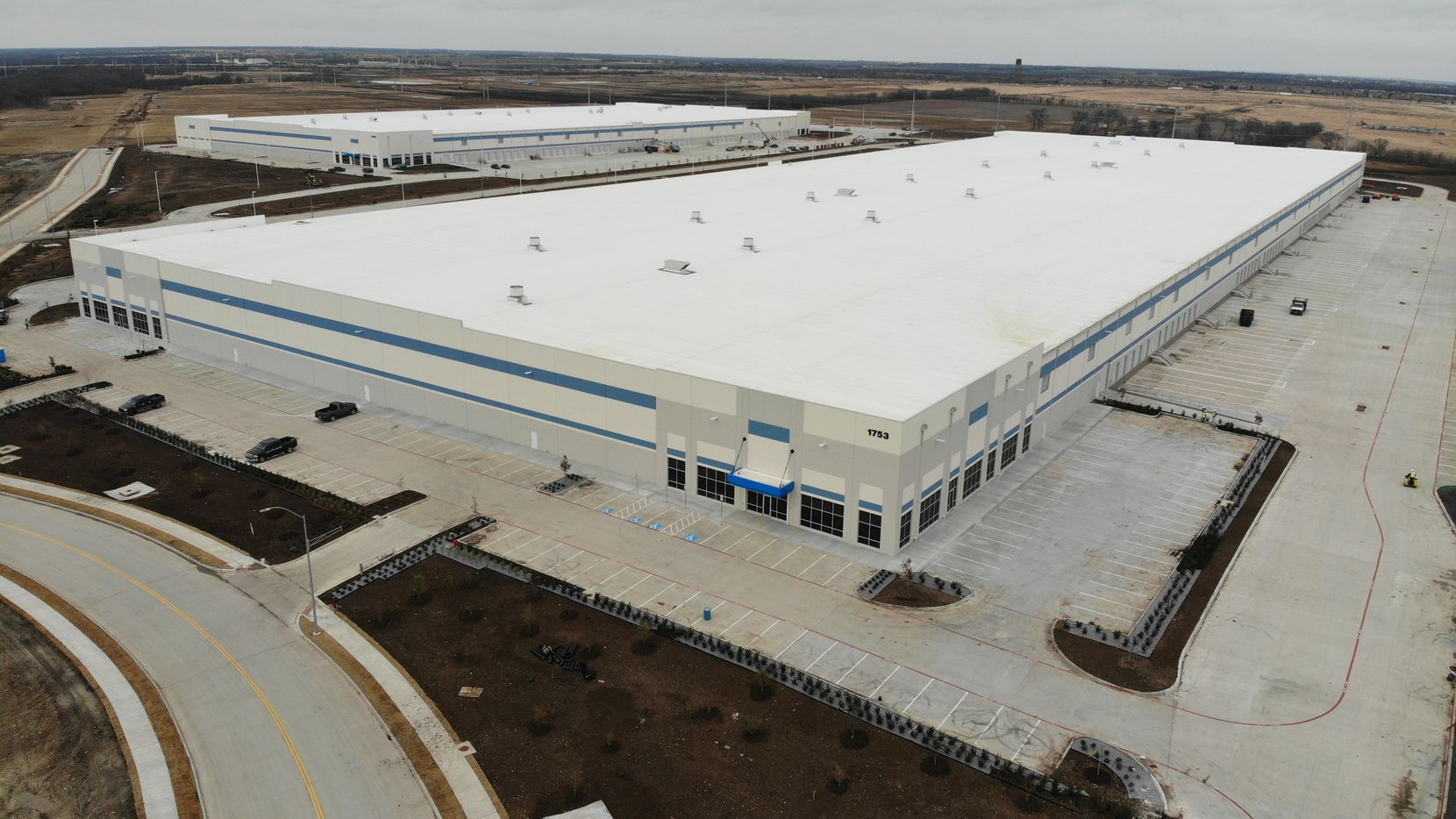 DHL last year sold two large newly building warehouses near Alliance Airport to Transwestern Investment Group.