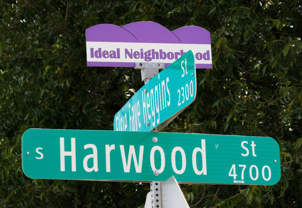 Harwood Street is among the Dallas thoroughfares named for Confederate soldiers.
