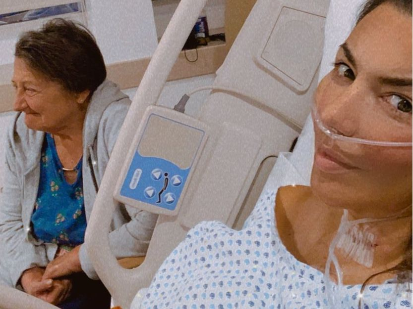 En medio de un diagnostico desalentador que la invadió de miedo y preocupación porque en caso de faltar ella ¿quién se ocuparía de su madre? Vanessa Oyarzún se armó de valor, enfrentó el cáncer de tiroides y tomó la decisión de congelar sus óvulos.