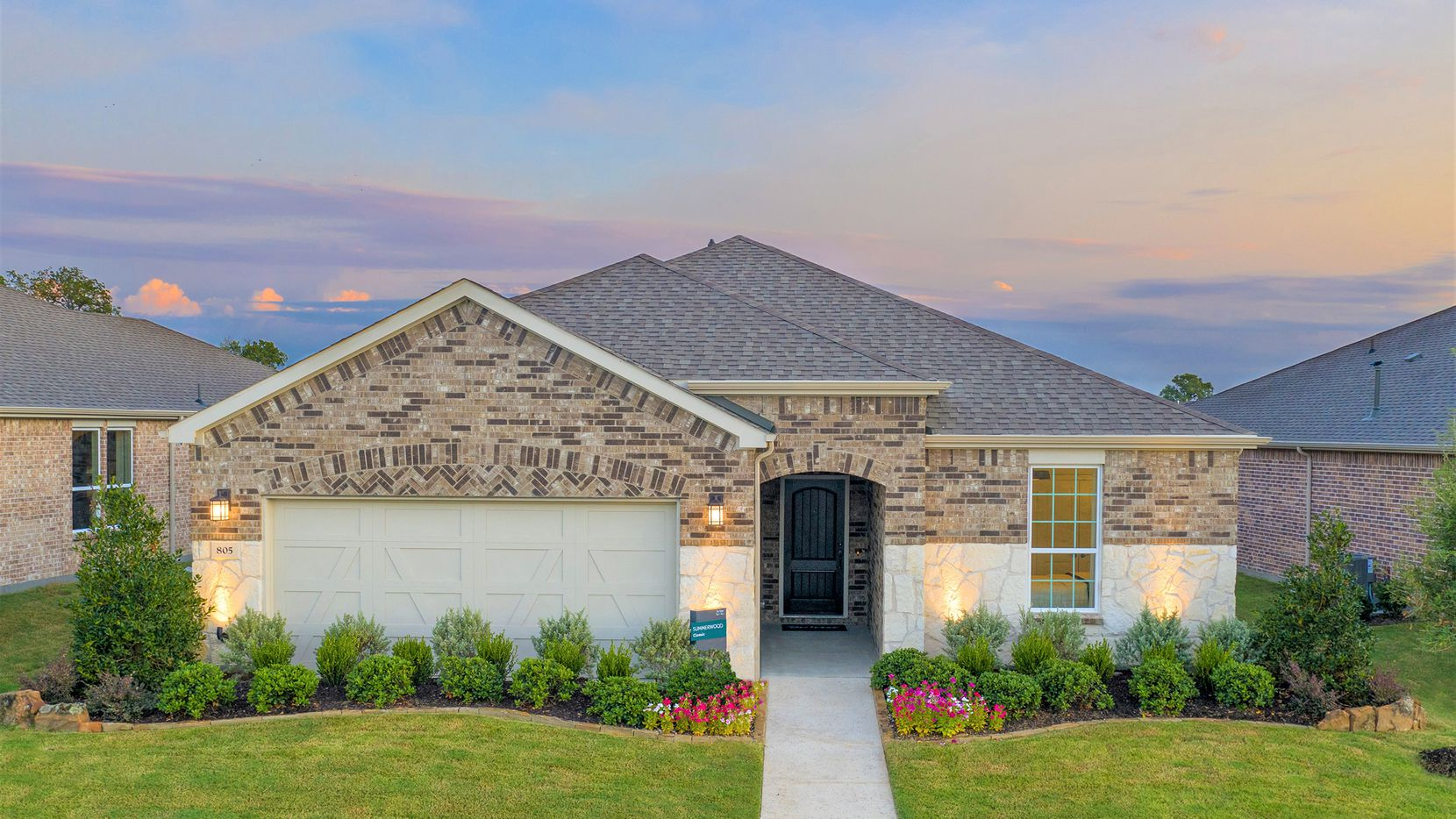 Del Webb's Frisco Lakes, Union Park in Little Elm and Trinity Falls in McKinney communities focus on an active lifestyle for adults ages 55-plus.