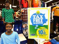 """En Texas comenzará el """"tax free weekend"""" el viernes 6 de agosto y termina hasta la medianoche del domingo 8 de agosto."""