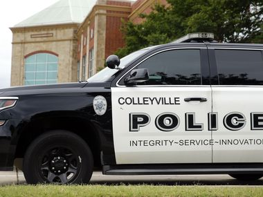 Colleyville has transitioned its City Hall into a warming station today and tomorrow.