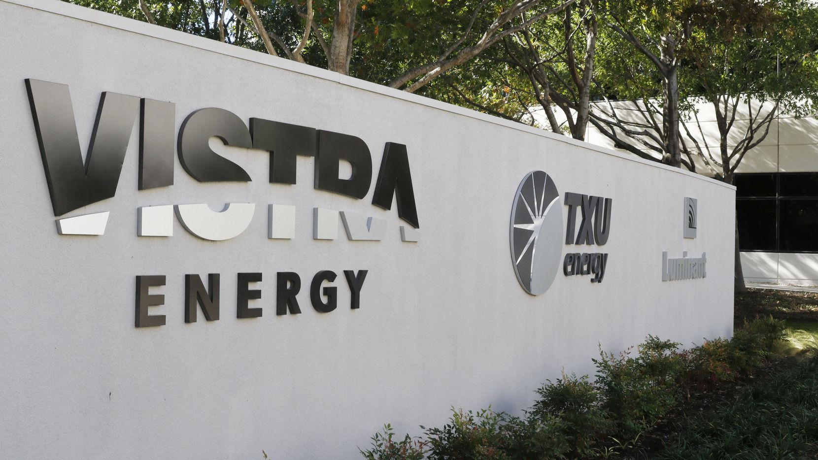 Vistra Energy is headquartered in Irving.
