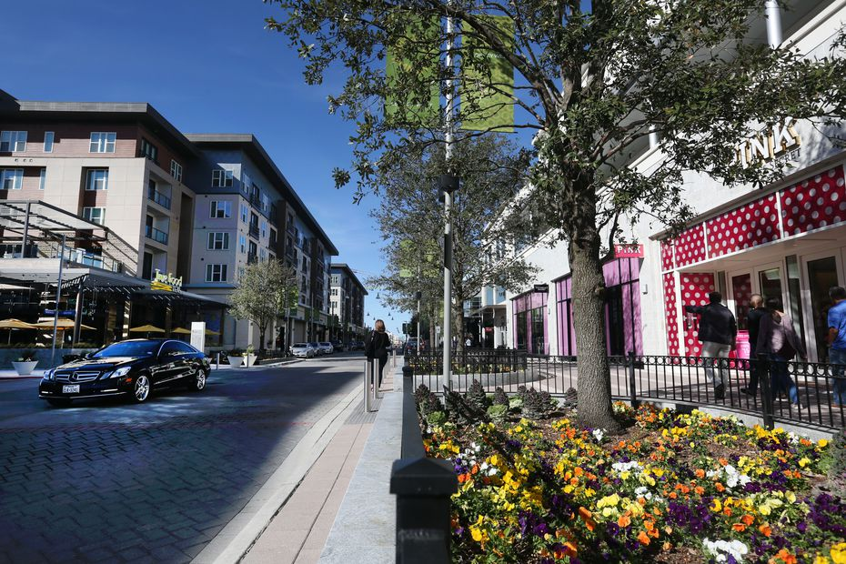 The Legacy West Urban Village opened two years ago and is one of North Texas' most popular retail and restaurant destinations.