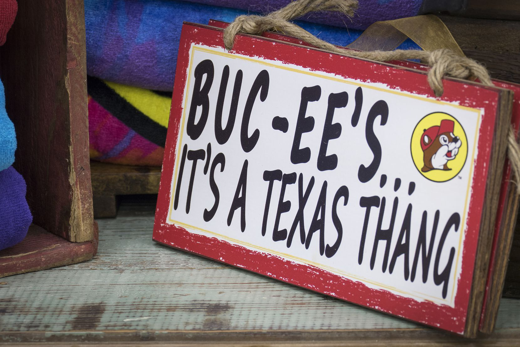A gigantic Buc-ees travel center along I-35 is a popular tourist stop between San Antonio and Austin. (Dallas Morning News File Photo)