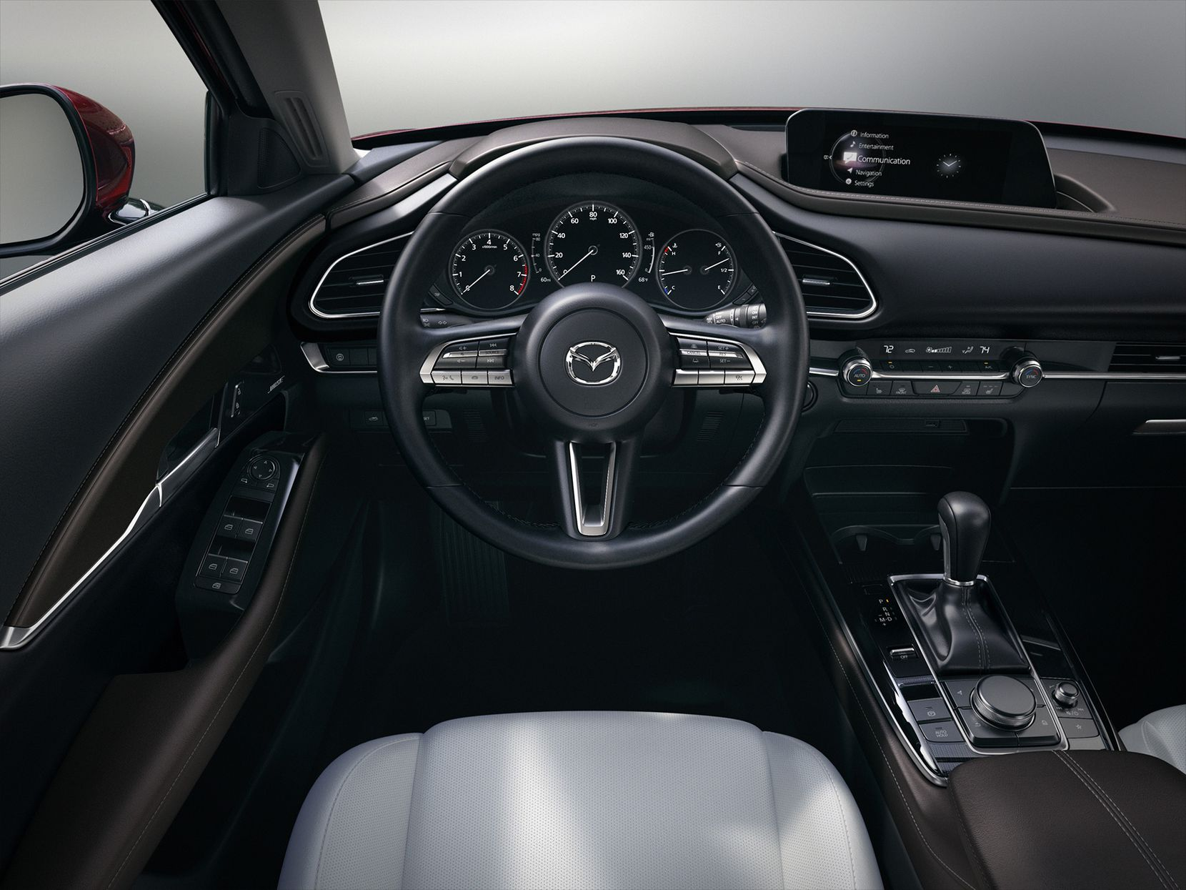 The 2020 Mazda CX-30 (Mazda/TNS)
