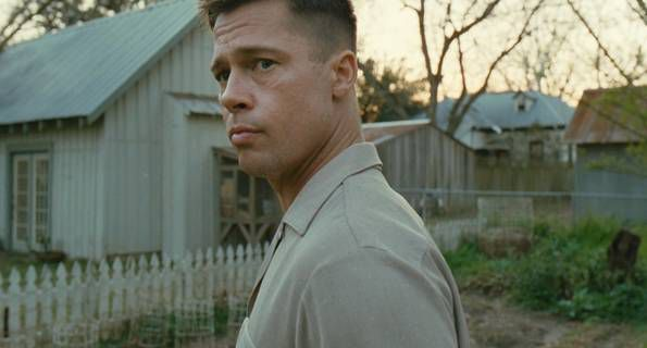 The Tree of Life (2011) starring Brad Pitt, Sean Penn and Jessica Chastain.