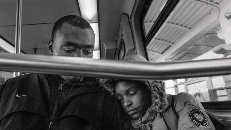 Photographer Richard Sharum has spent years photographing homeless families in Dallas. He will talk about his work during a virtual event Mar. 12.