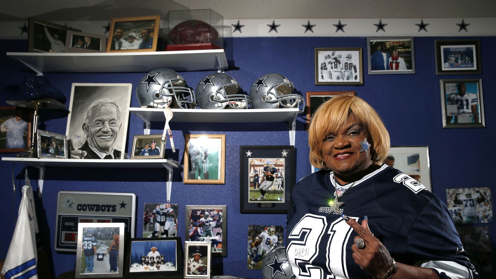 Meet The Greatest Dallas Cowboys Fan