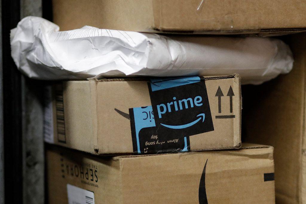 Paquetes de Amazon Prime son distribuídos por UPS.