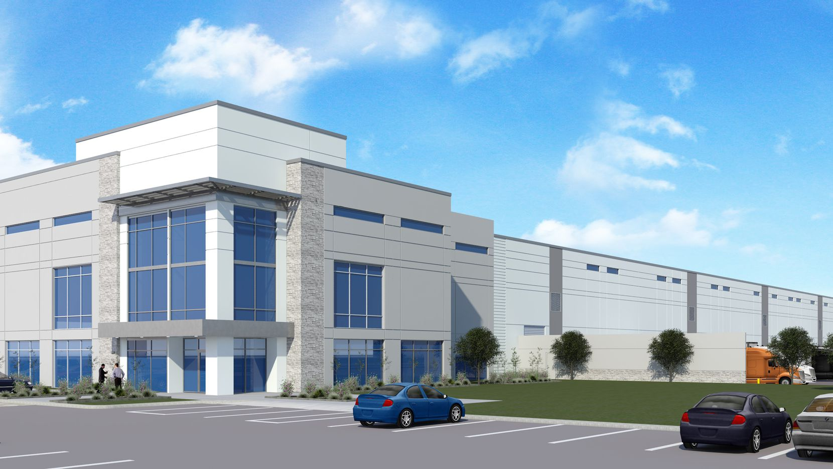 Almost 15 million square feet of warehouse space is under construction in North Texas.