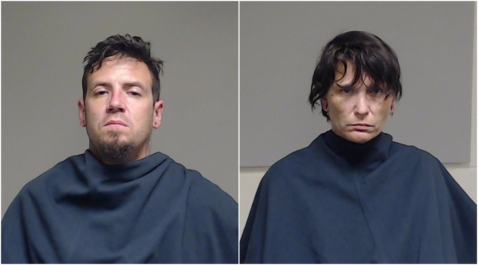 Roland and Donna Grabowski each face several felony charges in connection with the death and disappearance of their week-old son, Micah, Collin County authorities said.