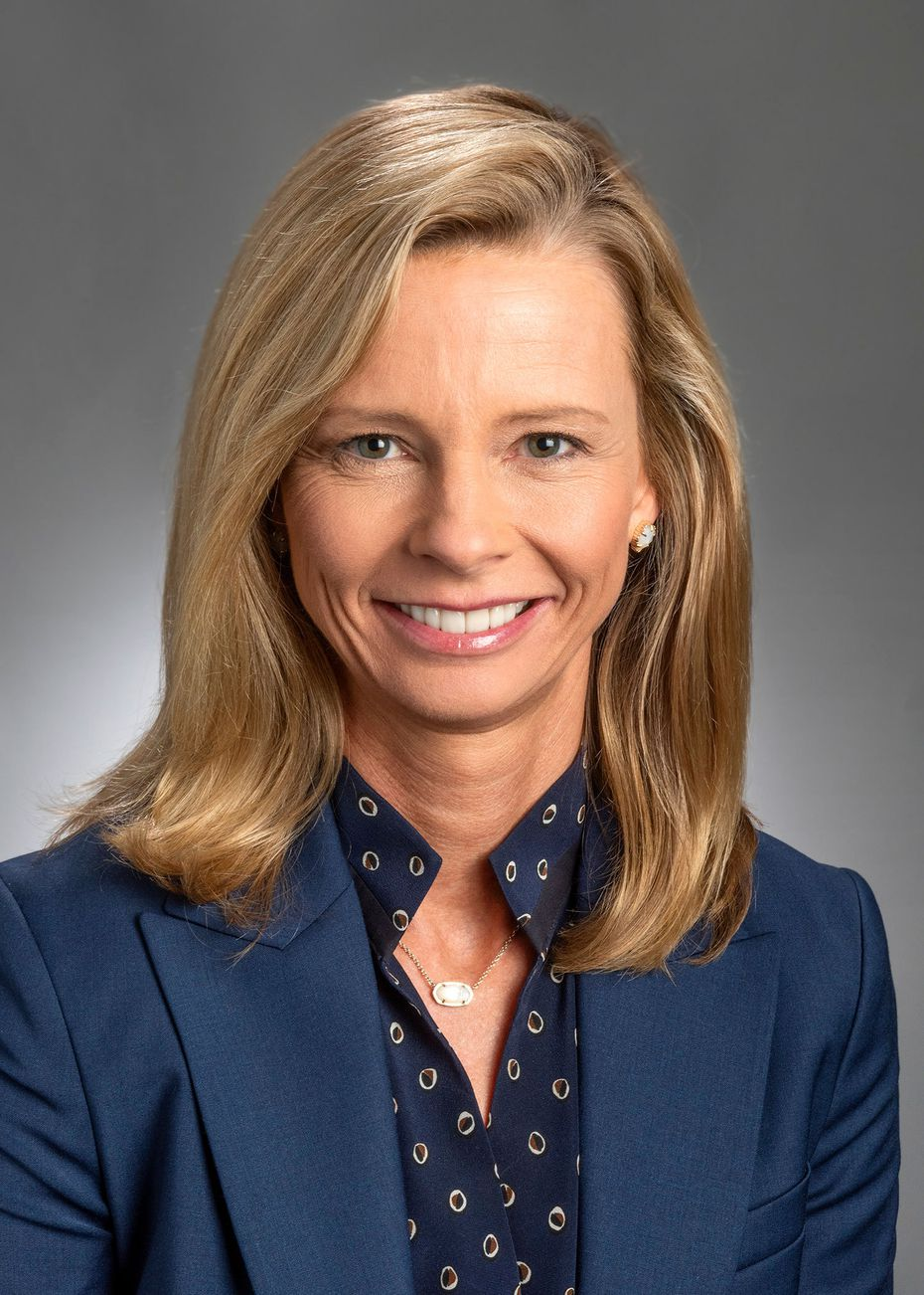BNSF CEO Katie Farmer