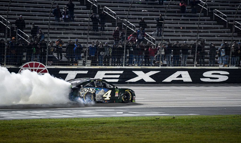 Burnouts, a checkered flag and a trophy: See the top ...