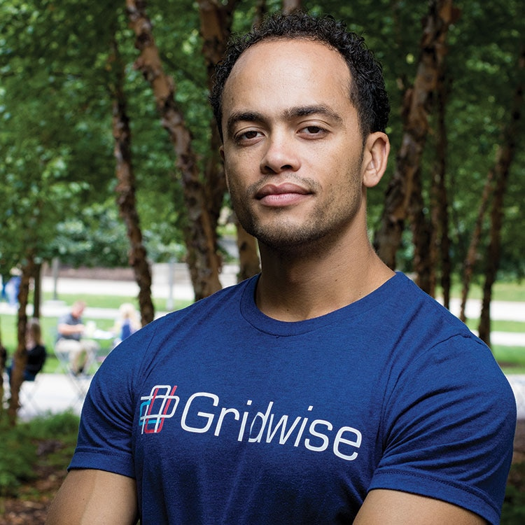Gridwise CEO Ryan Green