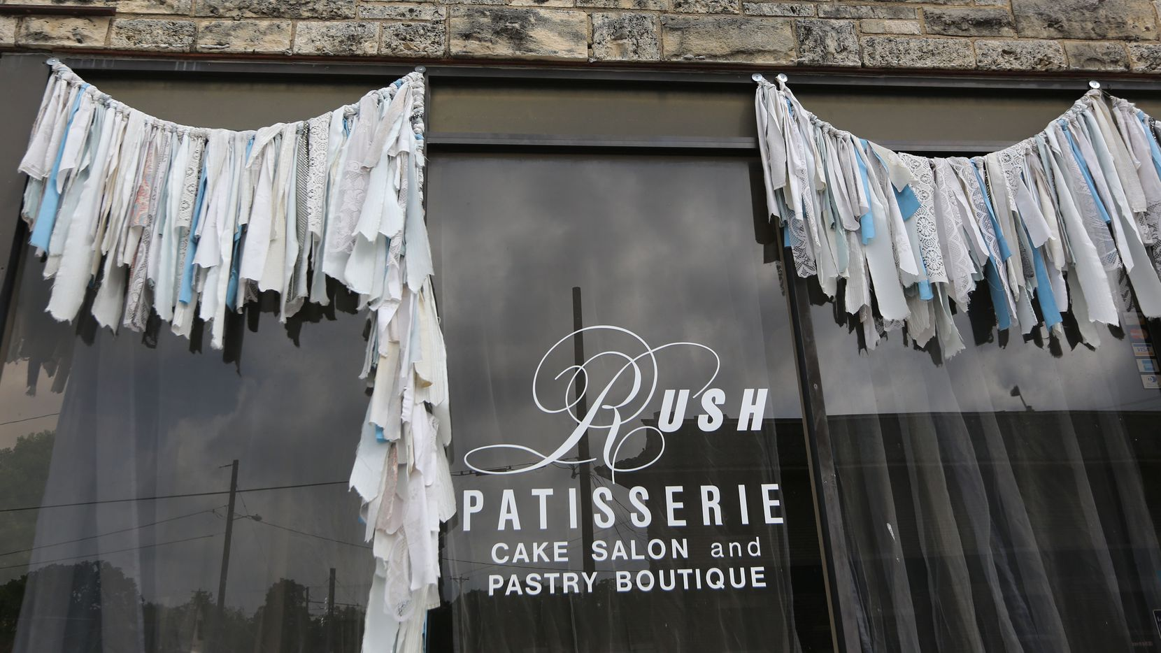 Rush Patisserie, photographed on Thursday, April 13, 2017, was located along the Dallas streetcar route in Oak Cliff near the Beckley Avenue and 6th Street stops.