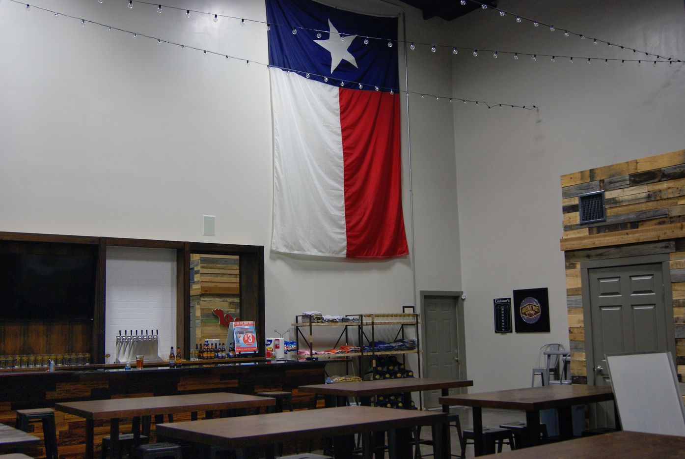 The Whistle Post Brewing Co. taproom will open on weekends at first and expand hours based on demand.