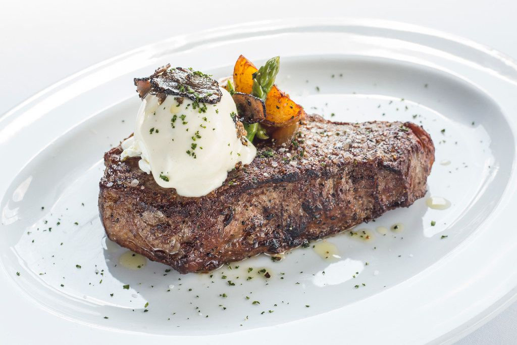 On Father's Day, Ocean Prime will offer a Steak and Eggs feature. For an additional $12, accessorize any steak with a truffle-poached egg, bacon roasted potatoes, asparagus and caramelized onions topped with sliced truffles, Parmesan cream and chives.