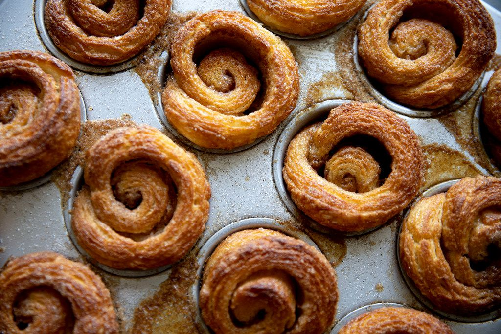 Kristen Massad's morning buns