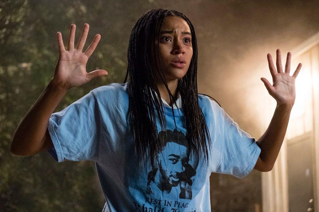 """Amandla Stenberg stars in the film """"The Hate U Give."""""""
