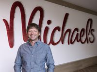 Ashley Buchanan, 47, chief executive officer at arts and crafts retailer Michaels, took over just before the pandemic hit.