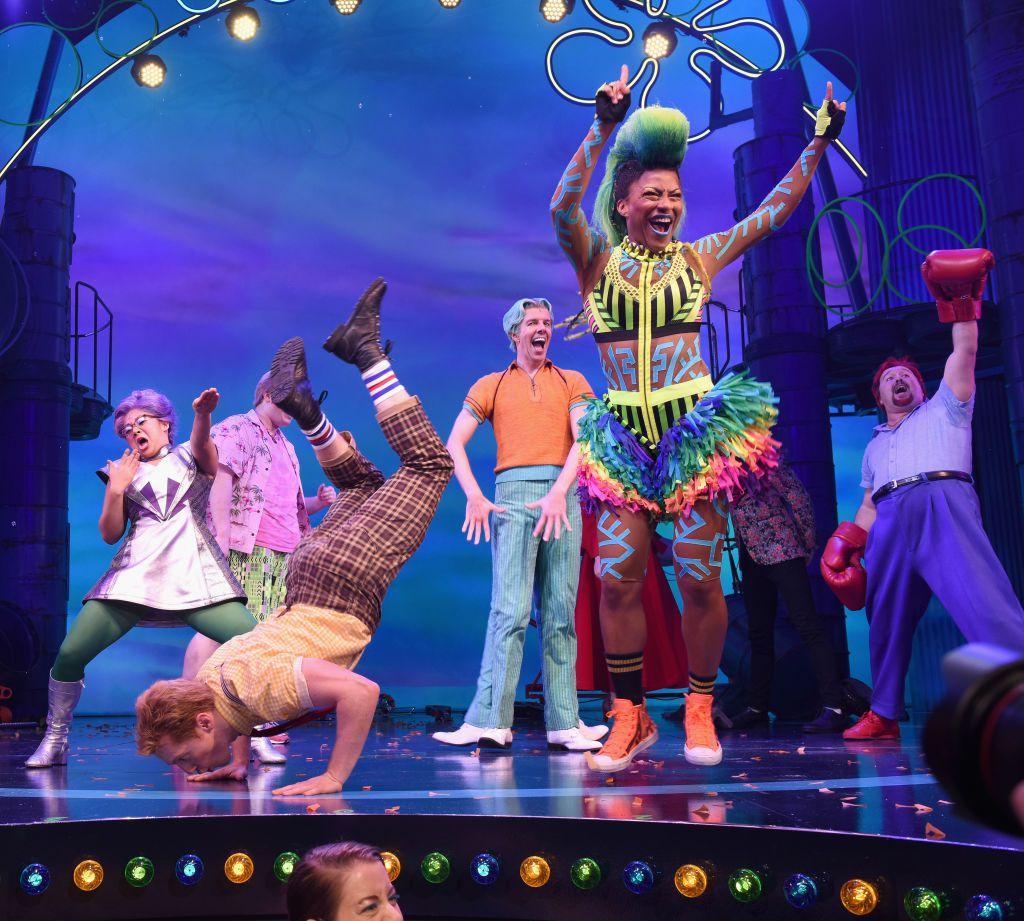 Nickelodeon's SpongeBob SquarePants: E musical de Broadway, llega al Bass Hall