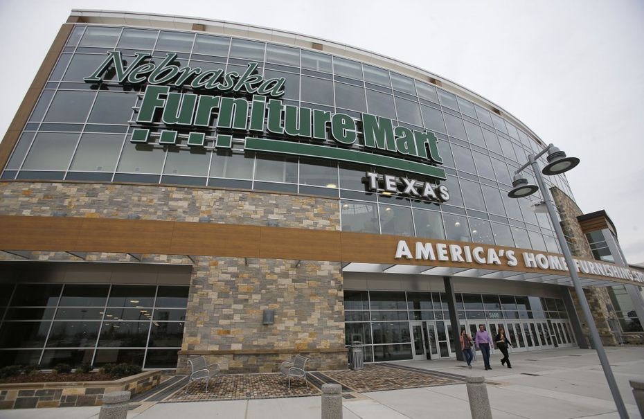 Nebraska Furniture Mart Didn T Hit 1b Goal In A Year But Learned A Lot About Texas