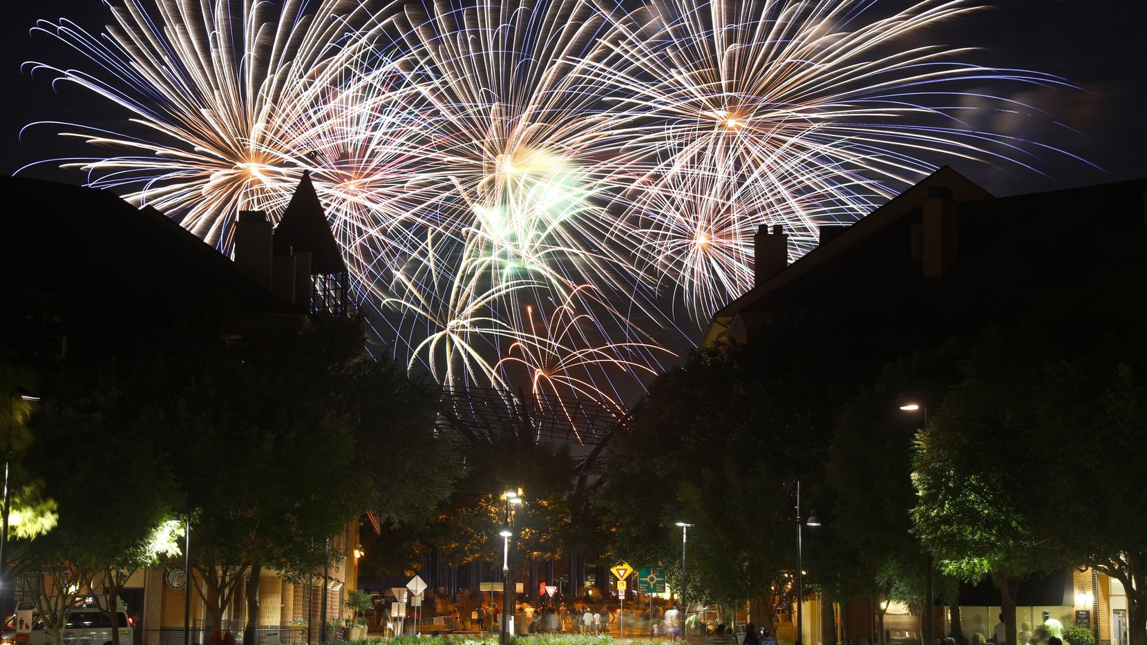 Kaboom Town fireworks will launch from a secure and unpublicized location this year in light of safety concerns.