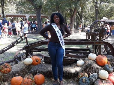 DeSoto High School senior Mariah Williams is the newest Miss Dallas County the district announced on Monday.