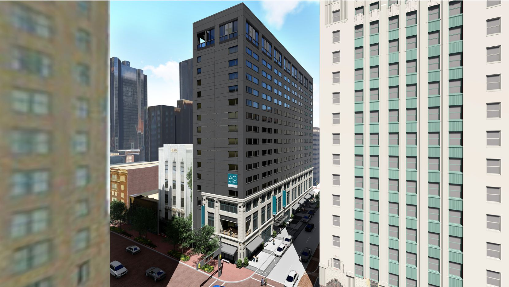 The AC Fort Worth Hotel will have 252 rooms and is planned to open late next year.