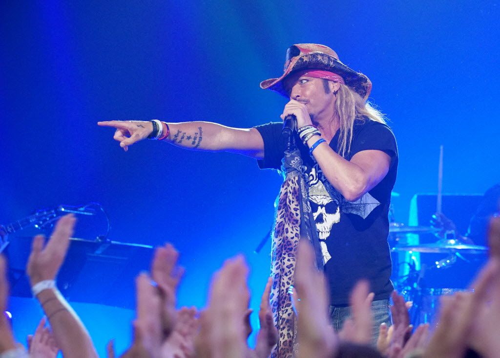 "Bret Michaels will be one of the music artists featured on ABC's ""Greatest Hits"" on July 14. The series, highlighting the hits from the '80s to the 2000s, is hosted by Arsenio Hall. (Byron Cohen/ABC/TNS)"