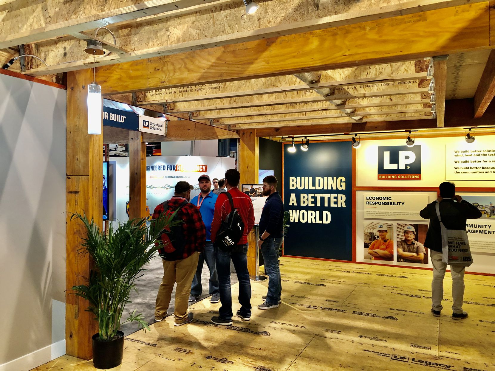 Homebuilders gathered for their annual expo expect another strong year in 2020.