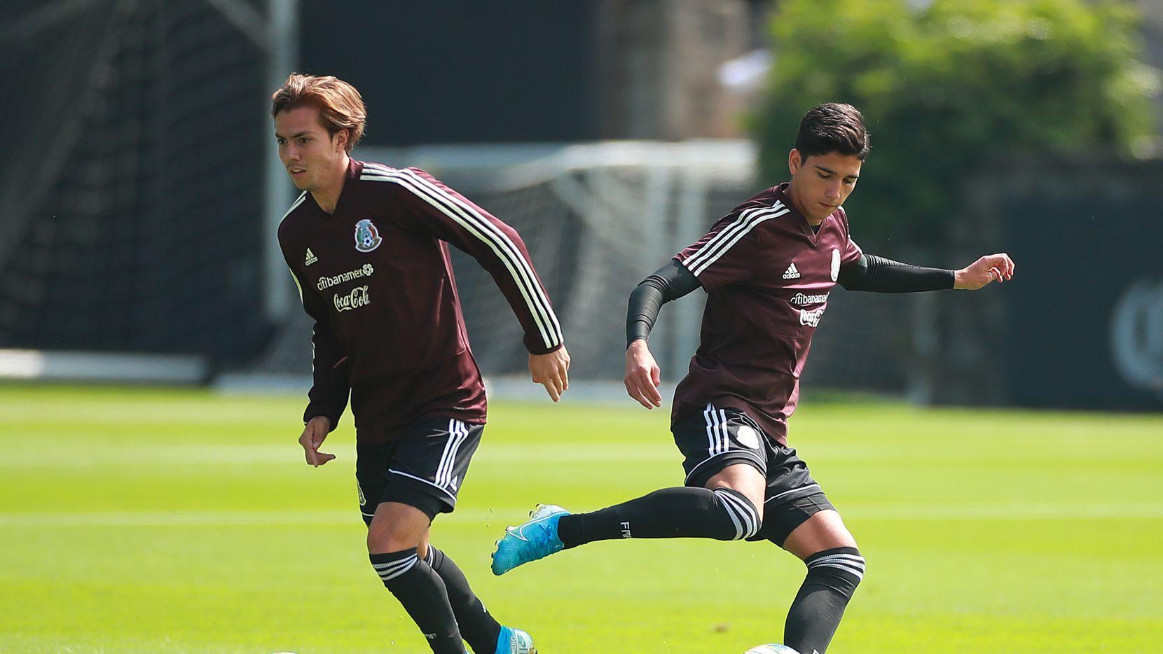 La selección mexicana tuvo un duelo fácil de resolver ante Guatemala.