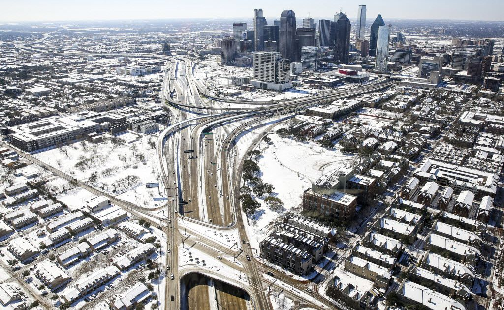 Weather For Christmas 2020 For Dallas Could it be a snowy winter for Dallas Fort Worth? Here's what the