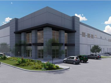 Ironwood Realty Partners also has a new business park in Denton.