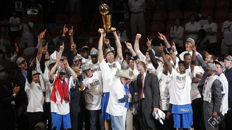 Celebrating the 10-year anniversary of the 2011 Dallas Mavericks' championship run