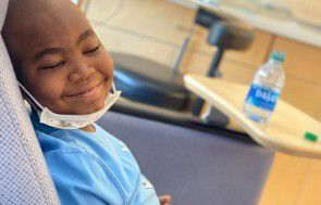 Irving Mall will host a drive-by cheek swab drive Saturday, March 6, 2021, to try to find a bone marrow match for Jakobe Kobe  Washington, an 8-year-old boy who has leukemia. Kobe lives in Florida but has family in North Texas.