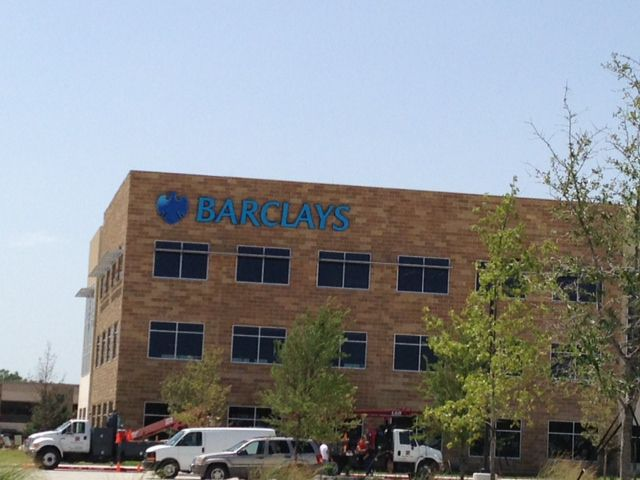 Aiotics signed a lease for a new headquarters at McKinney's Barclays Technology Center on Weiskopf Avenue.