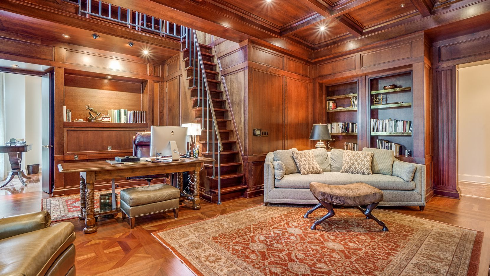 Take a look at the interior of 3401 Lee Parkway, Unit 3A at The Mayfair in Dallas, TX.