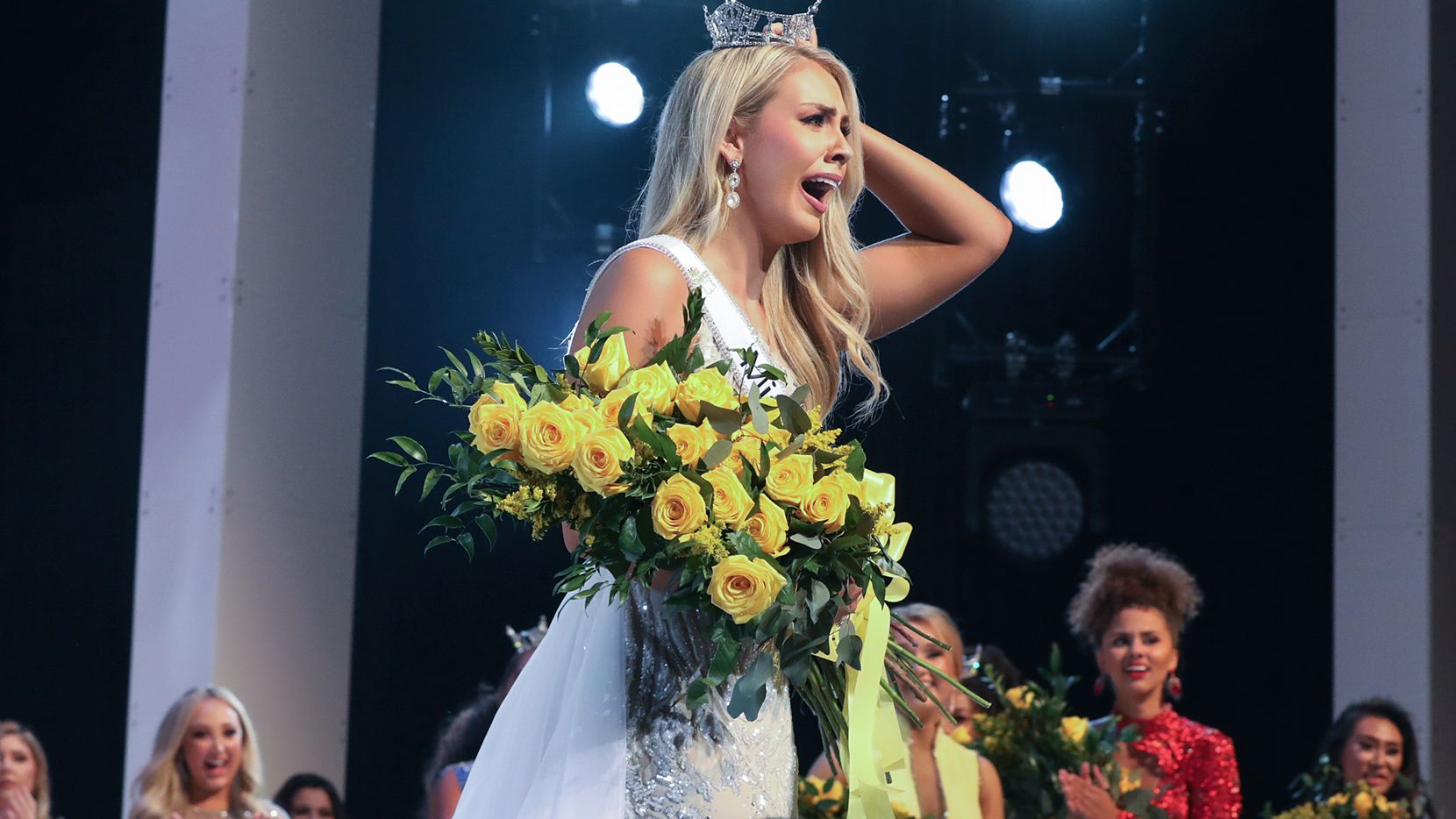 Miss Colleyville Mallory Fuller is the new Miss Texas 2021.