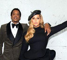 La pareja formada por Jay-Z (izq.) y Beyoncé (der.) tiene tres hijos: Blue Ivy, Rumi y Sir./ AGENCIA REFORMA