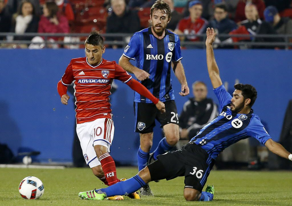 FCD vs Montreal in perfect contrast